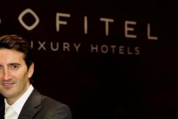 Fernando Lopez Lens, directeur du Sofitel Luxembourg Le Grand Ducal (Photo: Accor)