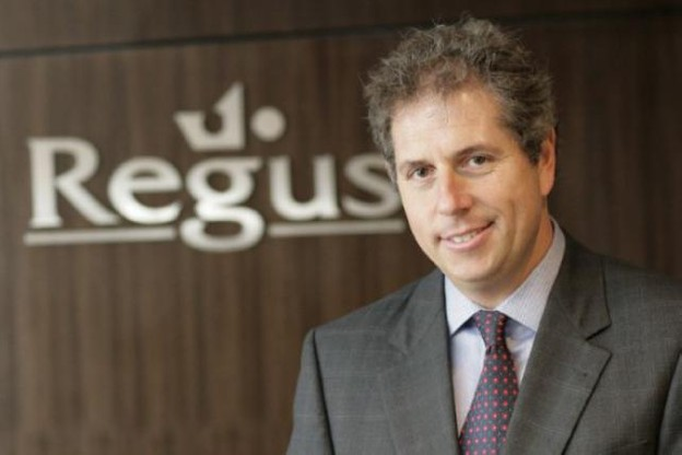 William Willems est le managing director Regus Belgium and Luxembourg. (Photo: Regus)