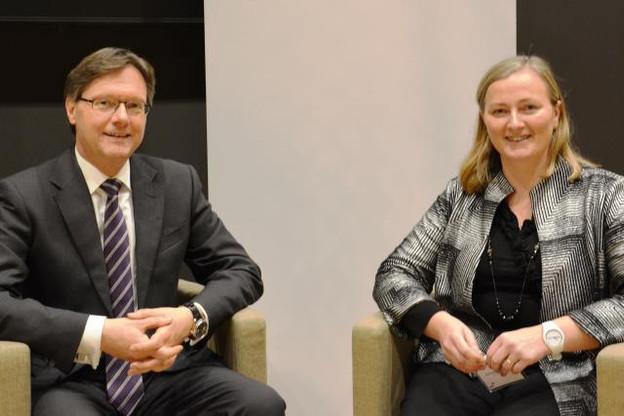 26 octobre et 4 novembre, deux dates importantes dans la supervision unique du marché bancaire européen. (Photo: PwC Luxembourg)