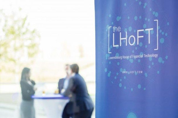This year, numerous members and partners will be on the Lhoft stand under the banner 'The Luxembourg Fintech Innovation Hub'. (Photo: Sébastien Goossens / archives)
