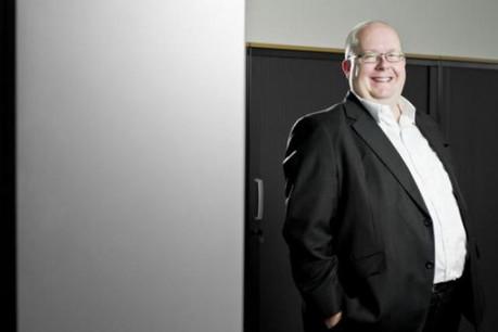 Marco Houwen, fondateur et CEO de LuxCloud (Photo : Julien Becker / archives)