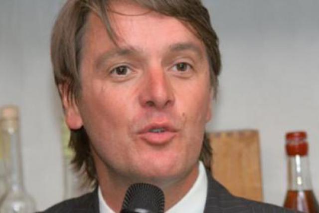 Jean-Pierre Lequeux (DTZ)  (Photo : Etienne Delorme/archives)