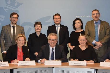 LuxFLAG renforce sa position européenne avec le support du gouvernement luxembourgeois. (Photo: Luxflag)