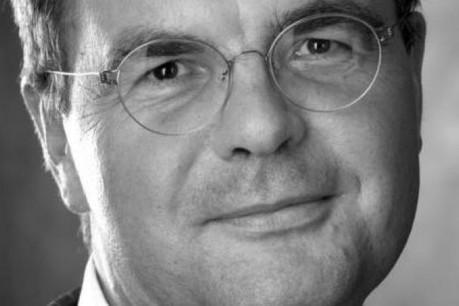 Ferenc Szelenyi, directeur commercial pour l'Europe chez SES (Photo : SES)