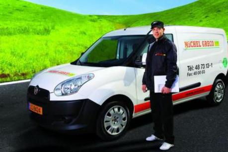 Michel Greco proposera ses services de livraison dans les localités du Sud. (Photo: Michel Greco)