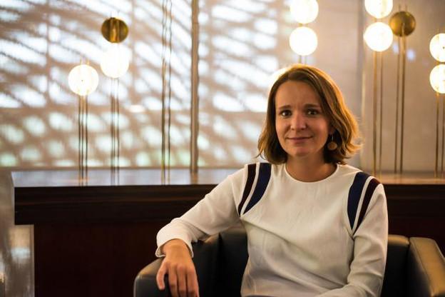 Virginie Simon, CEO et cofondatrice de MyScienceWork, dirige et développe sa société depuis San Francisco. (Photo: Dilis)