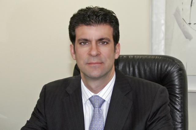 Alexandros Manos, managing director of Intrasoft International. (Photo: Intrasoft international)