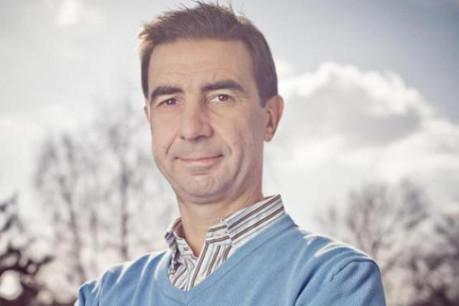 Pascal Robert est le managing director de Microtis SA. (Photo : Julien Becker / archives)