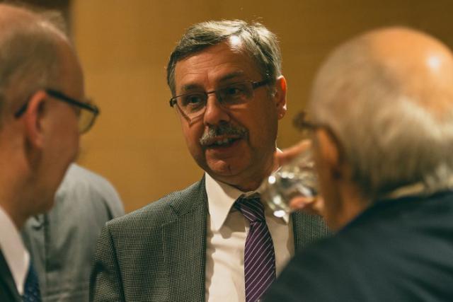 Camille Feyder remplacera Paul Schockmel qui a démissionné de ses fonctions de président de l'Industrie luxembourgeoise des équipementiers de l'automobile. (Photo: Sven Becker)