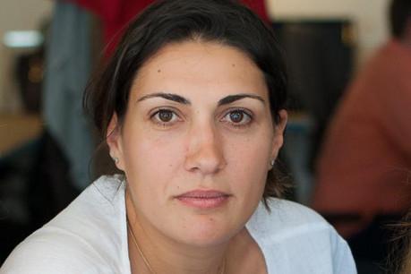 Marina Andrieu-Thiriet, project manager chez Nyuko (Photo: Delano / archives)