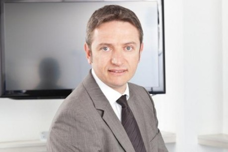 David Gray (general manager Numen Europe) (Photo: Numen)