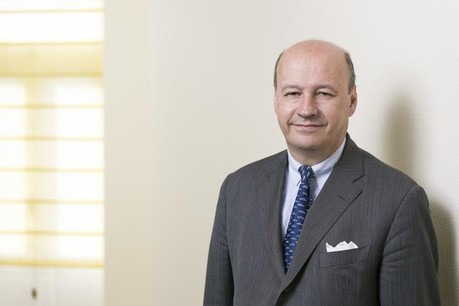 Olivier de Jamblinne (Photo: Banque Puilaetco Dewaay Luxembourg)