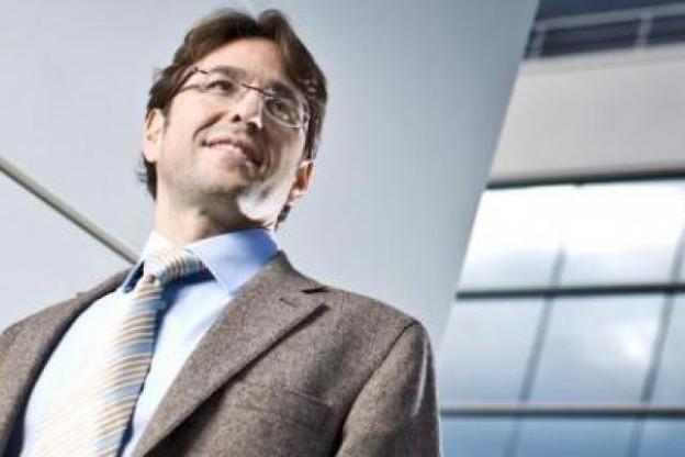 Patrick Ittah, directeur général d'Orange Communications Luxembourg (Photo : Julien Becker/archives)
