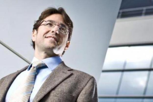 Patrick Ittah, directeur général de Orange Luxembourg (Photo: Julien Becker/archives)