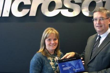 Le President's Club pour Microsoft Dynamics reconnaît et récompense les partenaires Microsoft Dynamics les plus performants. Orda-S