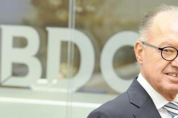 Guy Hornick, managing partner de BDO (Photo : archives paperJam)
