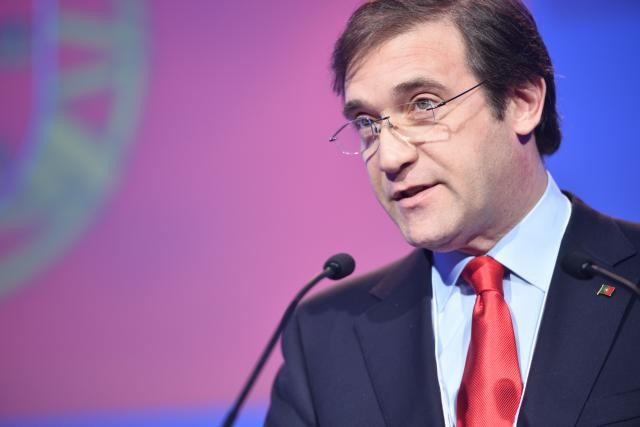 Pedro Passos Coelho, Premier ministre de la République portugaise (Photo: Licence CC)