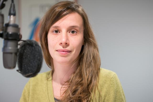 «Je me réjouis de contribuer à façonner la radio de service public où la présence en ligne prend de plus en plus d'importance», déclare Pia Oppel. (Photo: 100.7)