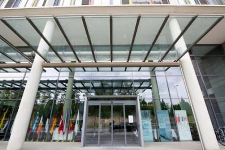 La Cour des comptes européenne (Photo : Charles Caratini / archives)