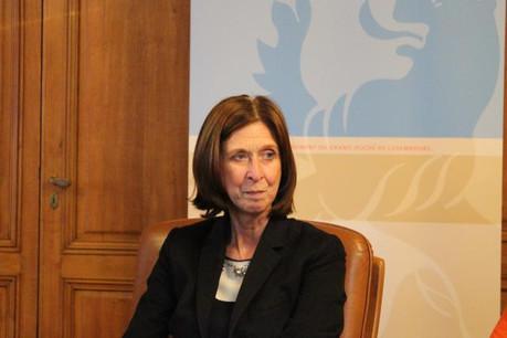 Lydia Mutsch, ministre de l'Égalité des chances  (Photo: MEGA)