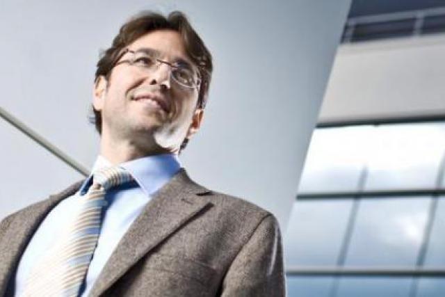 Patrick Ittah, directeur général de Orange à Luxembourg (Photo : Julien Becker/archives)