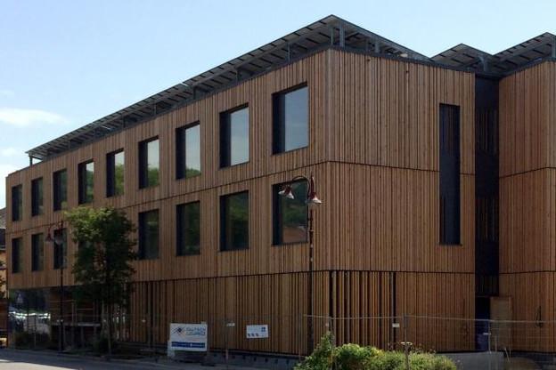 Sur le plan public comme pour les habitations privées, le gouvernement encourage les constructions ou adaptations écologiques.  (Photo: Maison moderne / archives)