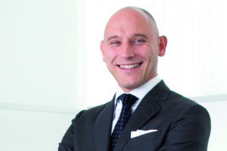 Vincent Bechet, managing director de Property Partners (Photo: archives paperJam)