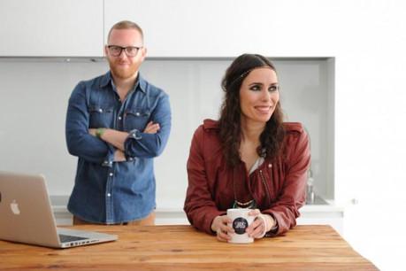David Laurent et Céline Velluet, les deux visages de Wili. (Photo : Wili Media Makers)