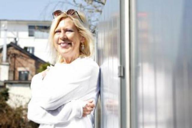 Danielle Fonck (Editpress), responsable pour la presse à l'école (Photo: Olivier Minaire/archives)