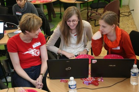 (Photo: Girls in Tech Luxembourg)