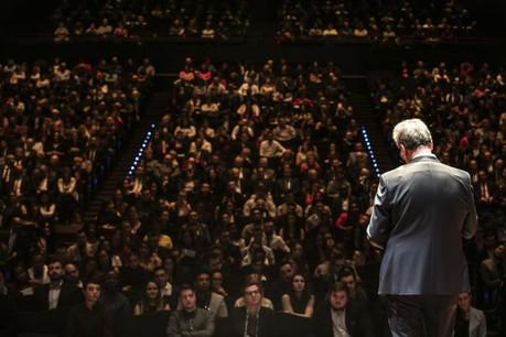 Quelque 600 lauréats ont été honorés en présence des ministres Claude Meisch et Dan Kersch. (Photo: Chambre de Commerce Luxembourg)