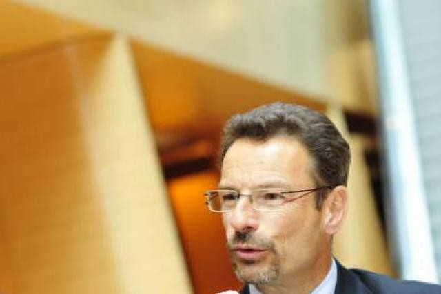 Jean-Pierre Mullenders, directeur chez Galilei-Randstad Luxembourg (Photo : archives paperJam)
