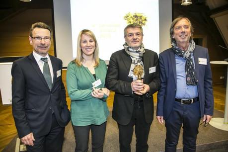 Troisième étude Randstad Award sur la marque employeur. (Photo: Randstad)