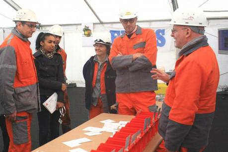 Journée santé et sécurité d'ArcelorMittal (Photo: ArcelorMittal)