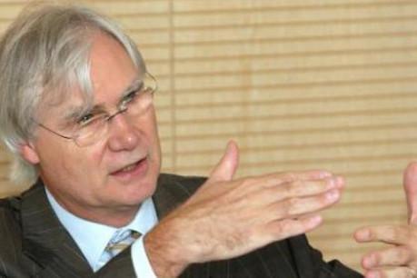 Romain Bausch, président et CEO de SES. (Photo: Luc Deflorenne/archives)