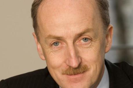 Padraig Mc Carthy au poste de directeur financier de SES et membre du comité de direction de la société.  (Photo : SES)