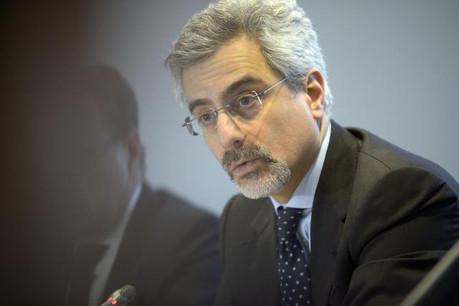 Karim Michel Sabbagh, président et directeur général de SES. (Photo: Christophe Olinger / archives)