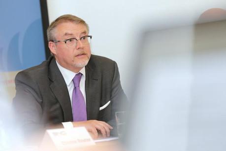 Patrick Nickels est le président de la SNCI. (Photo: Luc Deflorenne / archives)
