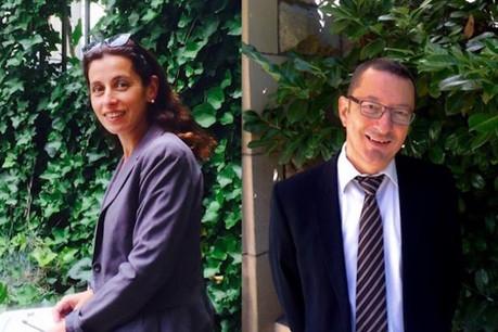Isadora Pardo et Thierry Santarelli voient pour TechFin un futur à la fois serein et passionnant. (Photo: TechFin Luxembourg)