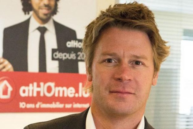 Tim Pittevils est le nouveau general manager d'atHome Group. (Photo : atHome)