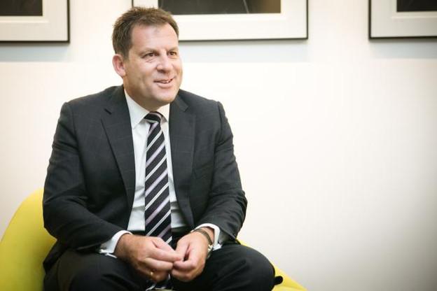 John Van Der Wielen, CEO ad interim de Lombard International Assurance.  (Photo: Maison Moderne Studio)