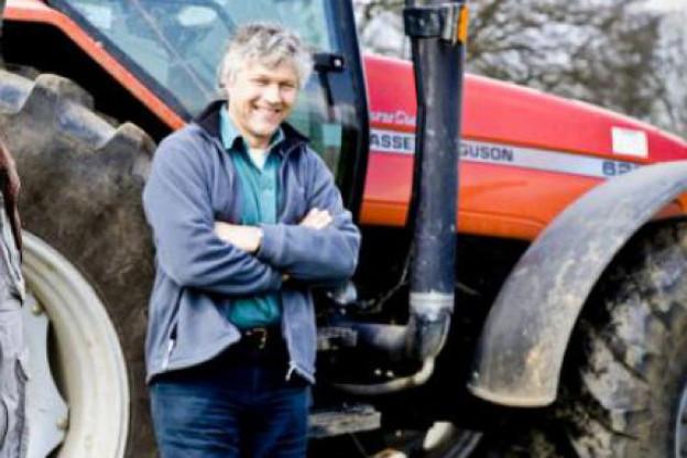 Raymond Aendekerk, pionnier de l'agriculture biologique, du mouvement vert et de la protection de la nature au Luxembourg, nouveau directeur de Greenpeace. (Photo: MAVPC / Yves Kohn)
