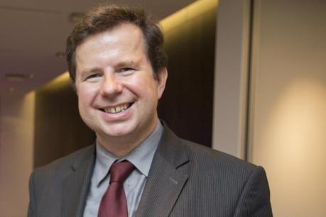 Thibaut de Barsy, CEO de Keytrade Bank Luxembourg. (Photo: archives paperJam)