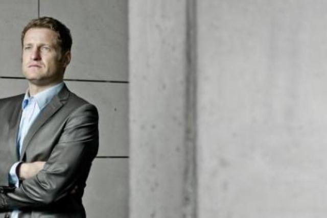Claude Demuth, CEO de LU-CIX Management GIE (Photo : Julien Becker / archives)