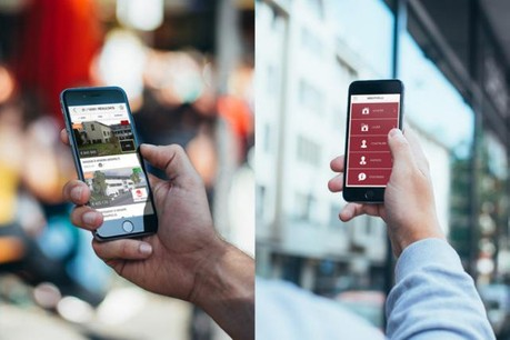 Immotop lance une nouvelle application pour smartphone. (Photo: Immotop)