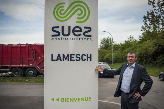 Lamesch Exploitation dévoile son nouveau logo. (Photo: Lamesch)