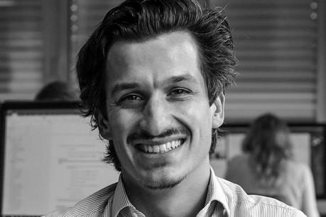 Spécialiste du content marketing et doté d'une solide expérience du marché belge, Jérémy Bastin prend la direction de l'agence belge de Vanksen. (Photo: Vanksen)