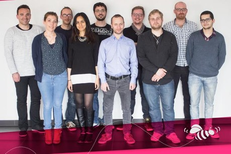 Wordbee, a cloud-based translation technology company in Luxembourg is growing exponentially with multiple hirings and announcement of more job openings. (Photo: Wordbee)