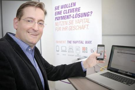 Nils Winkler, president et CEO de Yapital Financial AG, basé à Luxembourg. (Photo: Luc Deflorenne / archives)