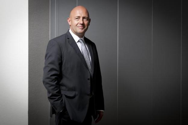 Yves Reding est CEO de EBRC (European Business Reliance Centre). (Photo: Blitz / archives)